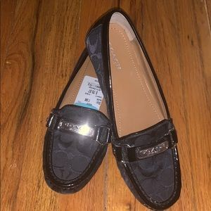 Brand New Coach Felina Loafers size 7.5 M